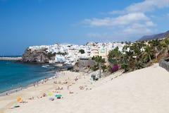 Morro Jable in Fuerteventura, Spain, editorial Stock Photos