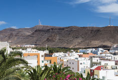 Morro Jable in Fuerteventura, Spain Stock Image