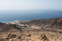 Morro Jable, Fuerteventura Stock Photo