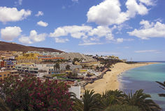 Morro Jable - Fuerteventura Stock Photography