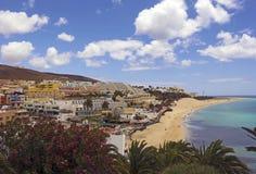 Morro Jable - Fuerteventura stock photography