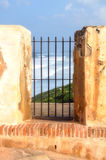 morro Puerto Rico för 5 el Arkivbilder