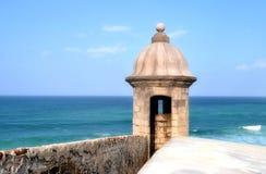morro Puerto Rico för 6 el Royaltyfria Bilder