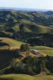 Morro Ranch. Horse ranch near Morro Bay, California royalty free stock photography