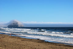 Morro Rock Stock Photography
