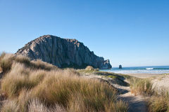 Morro Rock Stock Photos