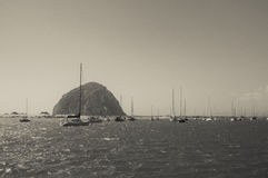 Morro Rock Stock Images