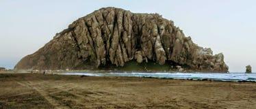 Morro Rock stock photo