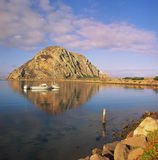 Morro Rock Exhibition - California Stock Image