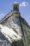 Morro Schloss Stockfotografie