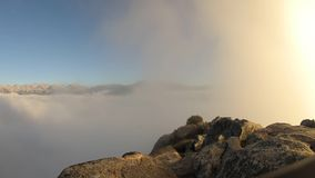 Morro skały sekwoi park narodowy zdjęcie wideo
