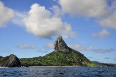 Morro tun Pico (Brasilien) Lizenzfreie Stockfotos