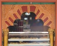 Morrocan bufet Fotografia Stock