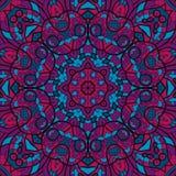 Morrocan carpet. Background vintage texture vector Stock Photos