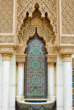 Morrocan facade architecture Royalty Free Stock Images
