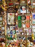 Morrocan kingdom wall Royalty Free Stock Photo