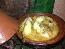Morrocan-Lebensmittel Lizenzfreies Stockfoto