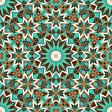 Morrocan pattern Royalty Free Stock Photo
