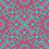 Morrocan pattern Royalty Free Stock Images