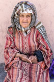 Morrocan Woman Royalty Free Stock Images