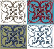 Morrocon Tile Royalty Free Stock Image