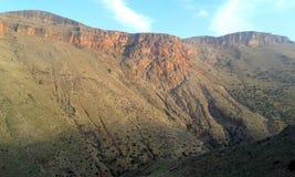 Morrocoo-Berge Stockbild