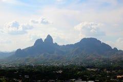 Morros de San Juan, Guà ¡ rico, Venezuela Royaltyfri Fotografi