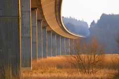Morsø bro Royaltyfri Fotografi