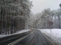 Morsa del carnaval del Año Nuevo de los días de fiesta del clima de la estación de la nieve del invierno Foto de archivo libre de regalías