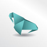 Morse d'origami Illustration Libre de Droits