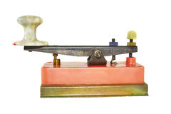 Morse Key Stock Image