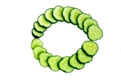 Morsel cucumbers. stock photos