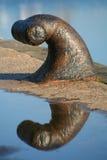 Morsetto del bacino del porto di Poole Fotografie Stock