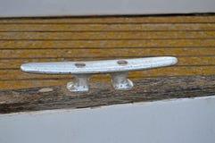 Morsetto della barca Fotografia Stock