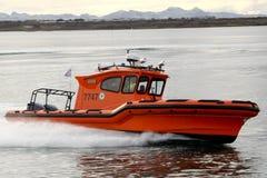Morska rewizja i statek ratowniczy Fotografia Stock