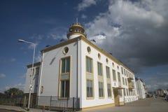 Morski budynek Obrazy Stock