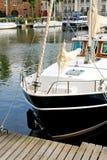 morski jacht Zdjęcie Stock