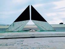 Morski muzeum przy Belém Obraz Stock