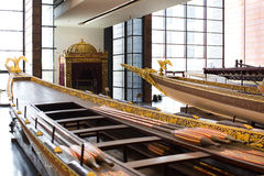 Morski muzeum w Istanbuł Obrazy Royalty Free