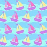 Morski nastrój royalty ilustracja