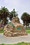 Morski pomnik w Swakopmund Obraz Stock
