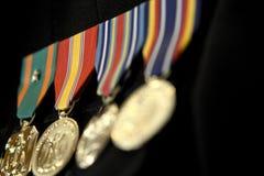 Morski smokingowego błękita mundur Obraz Royalty Free
