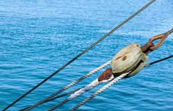 Morskie arkany Zdjęcie Royalty Free
