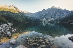 Morskie Oko photographie stock