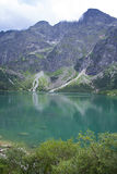 Morskie oko Stock Photography