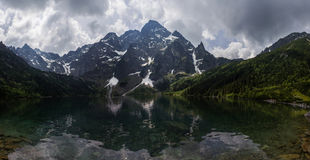 Morskie Oko stock photos