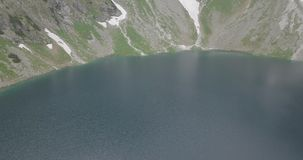 Morskie Oko literally `Sea Eye` or `Eye of the Sea` is the largest and fourth-deepest lake in the Tatra Mountains