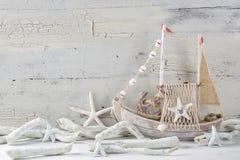 Morskiego życia dekoracja obrazy royalty free