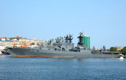 morskiego portu rosjanin Vladivostok Fotografia Stock