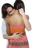 Morso di amore Fotografie Stock Libere da Diritti